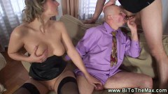 A dirty milf enjoying bisexual sex! - duration 06:09