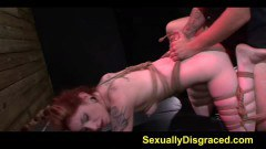 That's how you do redhead pussy! - duration 08:04