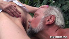Nasty mature couple pissing and fucking - duration 09:59