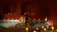 Nasty indian gal fingered then banged - duration 10:59