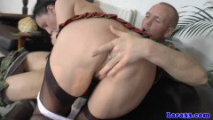 British mom fucked in the ass by a soldier - duration 09:59