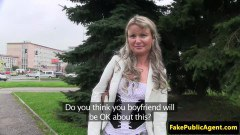 Hot Hungarian milf fucked in public - duration 10:29
