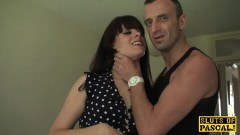 Hot UK beauty got a doggy style bang - duration 10:08
