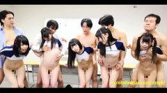 Mimi Yazawa and classmates pounded In gangbang at school  - duration 10:10