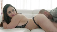 Marta La Croft curvy chica with big boobies gets pounded sensually  - duration 07:57