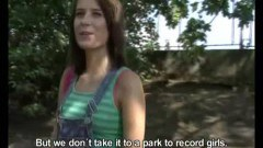 Kinky cutie just loves a good camping trip - duration 11:21