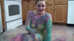 Chubby Savanna and her sweets! - duration 06:06
