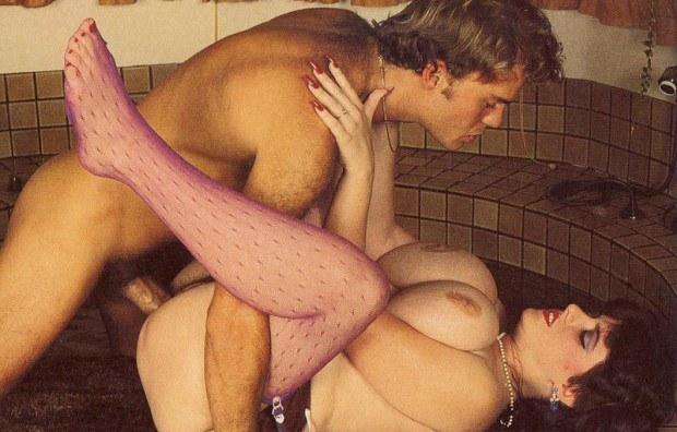 Секс фото ретро с мачехами