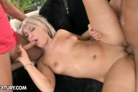 The sweet and tiny Ashley gets it in here