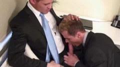 Ofice gay guys fucking