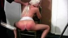 Sluts getting spanked