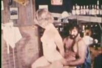 Vintage pornstar Randy the Barman