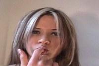 Sexy Ann Angel exposing