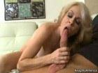 Hot MILF Seducing Her Son's Friend