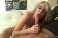 Hot MILF Seducing Her Son's Friend