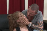 Cutie Redhead Faye Reagan Punished
