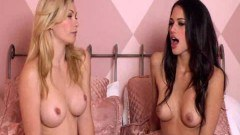 Heather Vandeven & Tiffany Thompson topless