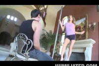 Stripper gets humiliated on camera