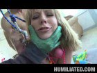Dirty Hoe Chastity Lynn Abused