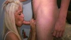 Sweet blonde Marisa having sex
