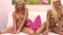 Amateur lesbian teens in webcam