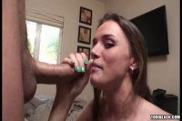 Blowjob awakaning action
