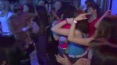 Dumb Dirty GFs Wild Party With Strippers