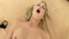 Blonde Reverse Cowgirl Fuck