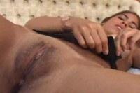 Busty latina has anal sex