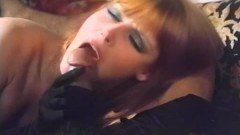 Kasey Rodgers in vintage blowjob
