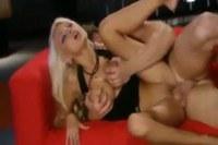 Nikki Blond is a massive anal sex fan