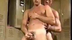 A vintage gay sex action