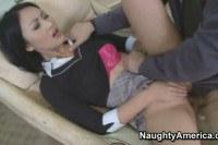 Petite Girlie Banged In Her Slit