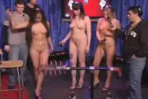 A naked tv real action