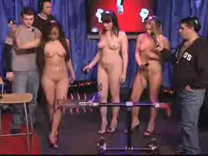 Howard stern tv naked