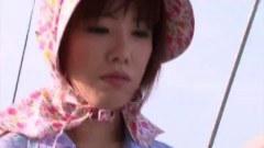 An asian fishierlady hard action