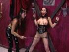 Big boob hot slave pleasurized