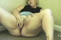 Big Ass Mature Masturbation
