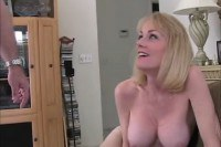 Sexy busty wife cheats on husband