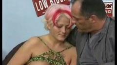 A dutch blonde mature fucking