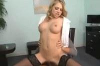Sexy porn star Shawna Lenee fucked real hard