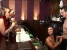 Lucky bartender