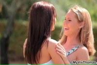 Beautiful Jo and Zuzana having sex!