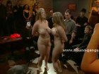 Two blondes in bdsm