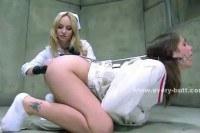 Young slut and nurse