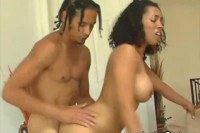 Big boob nubian slut hammered heavily