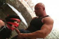 Kidnapped bound and fucked