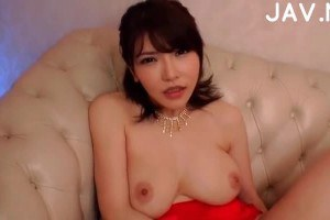 Busty Asian group action.