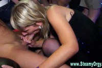 Lovely amateur ladies in group party action