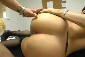 Busty Mrs. Sheila Marie fucked in the ass